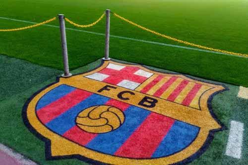 FCバルセロナのエンブレム