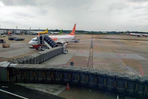 チェジュ航空~成田空港第3ターミナル