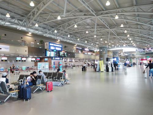 釜山 金海国際空港-2