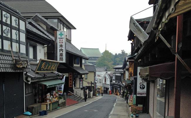 成田山新勝寺表参道