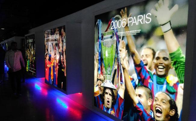 FCバルセロナミュージアム