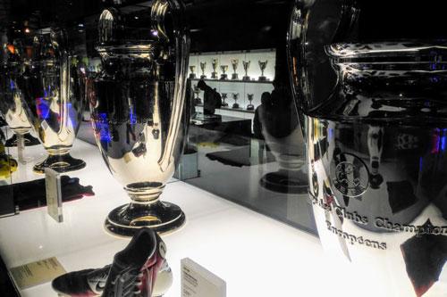 バルセロナチャンピオンズリーグ・トロフィー