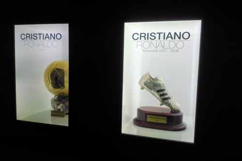 クリスティアーノ・ロナウドが獲得したバロンドール
