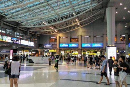 龍山(ヨンサン)駅
