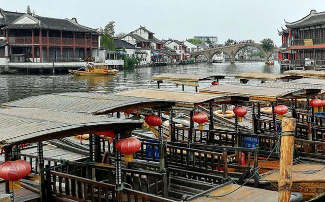 朱家角古鎮」上海郊外のおすすめ日帰り観光地 | こんにちは!アジア