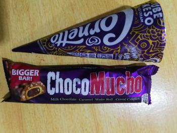 チョコムーチョとアイスクリーム