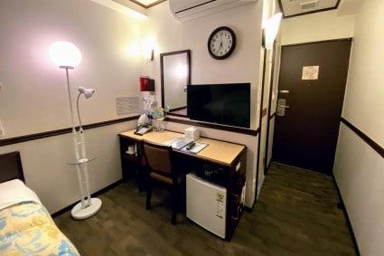 ホテル東横INN釜山海雲台2(ヘウンデ2)の部屋