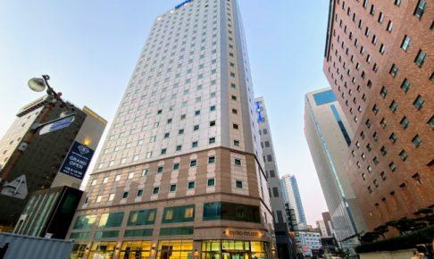 ホテル東横INN釜山海雲台2(ヘウンデ2)
