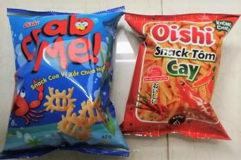 ベトナムのスナック菓子