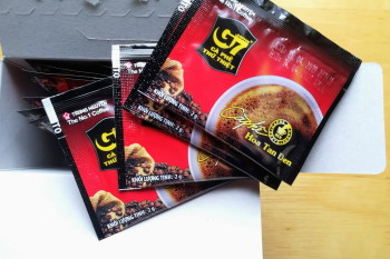 ベトナムG7コーヒー15袋