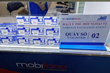 ベトナム・モビフォン(mobifone)SIM