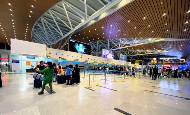 2017年オープンのダナン国際空港国際線ターミナル