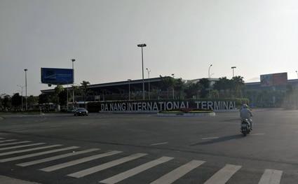 ダナン空港国際線ターミナル