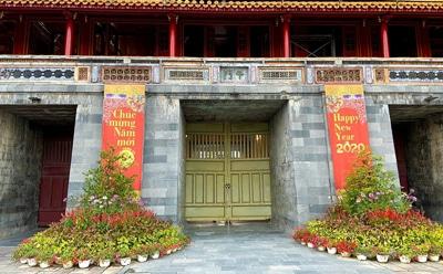 ベトナムの旧正月「テト」フエの王宮