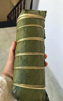ベトナムの旧正月料理「バインテト」
