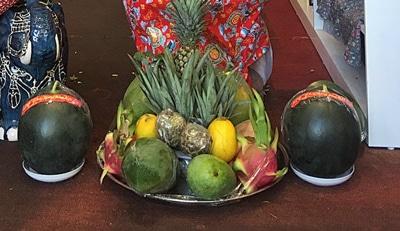 ベトナムの旧正月「テト」5種類の果物